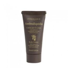 L'Erbolario Ambraliquida Balsam do ciała 30ml