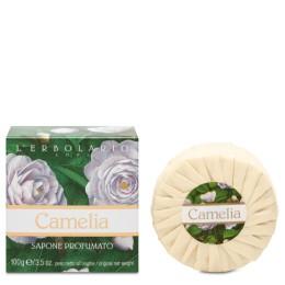 L'Erbolario Kamelia mydło perfumowane 100g