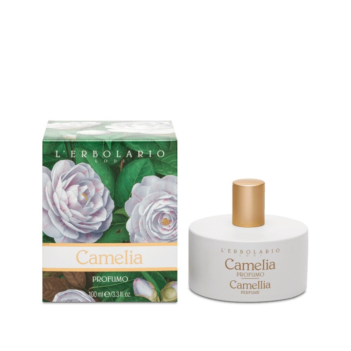 L'Erbolario Camelia woda perfumowana, 100 ml