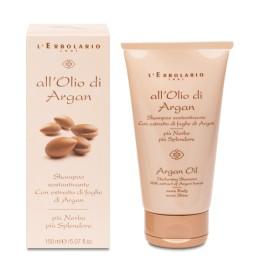 L'Erbolario Olej Arganowy szampon do włosów nadający objętość 150 ml