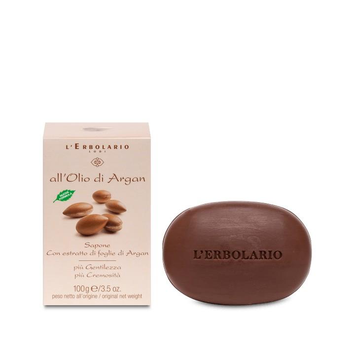 L'Erbolario Olej Arganowy mydło, 100 g