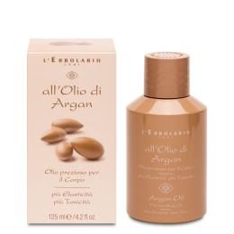 L'Erbolario Olej Arganowy olejek do ciała 125 ml
