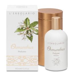 L'Erbolario Osmantus Perfumy - edycja limitowana w pozłacanym pudełku 100ml