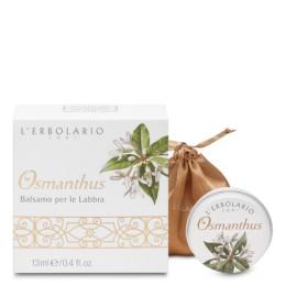 L'Erbolario Osmantus Balsam do ust - edycja limitowane w satynowym woreczku 13ml