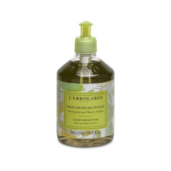 L'Erbolario Żel do mycia dłoni i ciała z ekstraktami roślinnymi, 500 ml