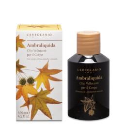 L'Erbolario Ambraliquida Olejek do ciała nadający jedwabistość 125 ml