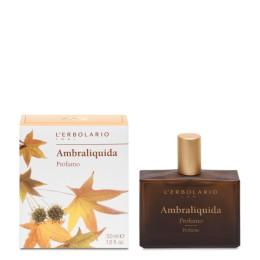 L'Erbolario Woda Perfumowana Ambraliquida 50 ml