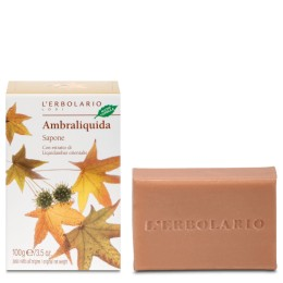 L'Erbolario Ambraliquida mydło perfumowane 100g