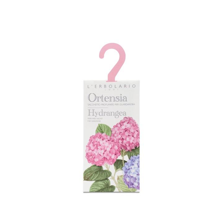 L'Erbolario Hortensja saszetka perfumowana do szafy/garderoby