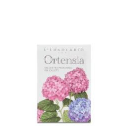 L'Erbolario Hortensja saszetka perfumowana do szuflad
