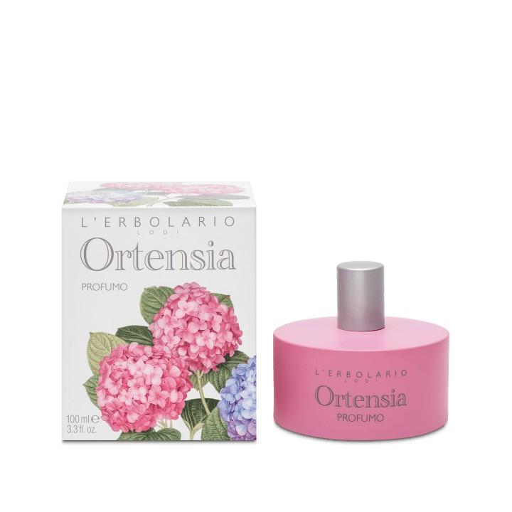 L'Erbolario Hortensja woda perfumowana, 100 ml