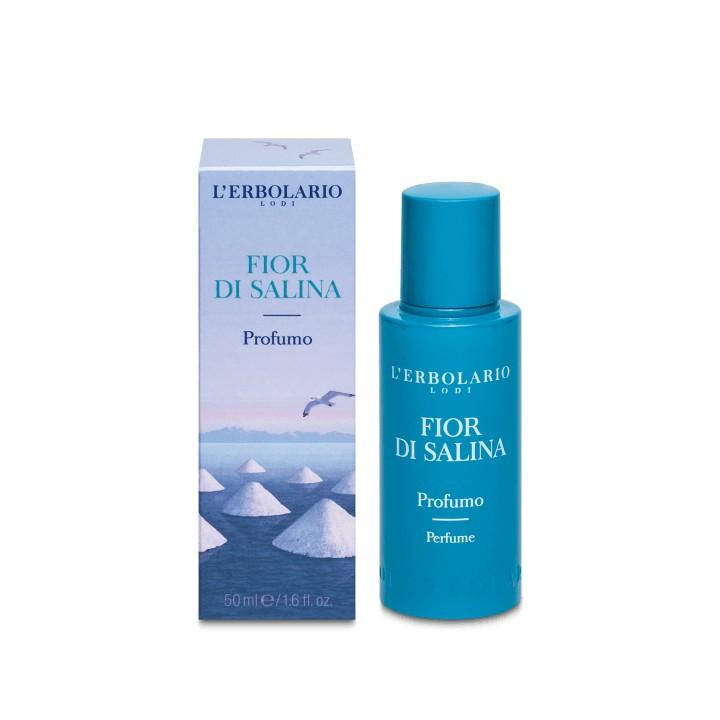 L'Erbolario Fior di Salina woda perfumowana, 50ml