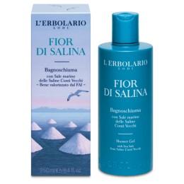 L'Erbolario Fior di Salina Pianka do kąpieli 250ml