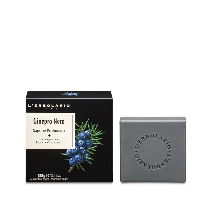 Ginepro Nero mydło perfumowane, 100g