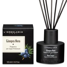 L'Erbolario Jałowiec Perfumy do patyczków zapachowych (dyfuzor) 125 ml