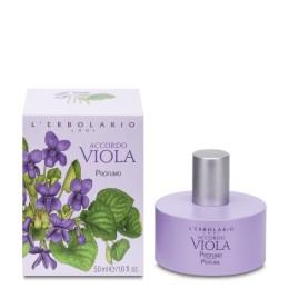 L'Erbolario Fiołek perfumy 50 ml