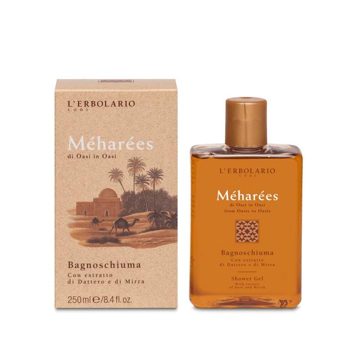 L'Erbolario Meharees pianka do kąpieli, 250 ml