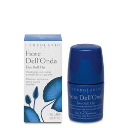 L'Erbolario Fiore dell'Onda dezodorant roll-on, 50 ml