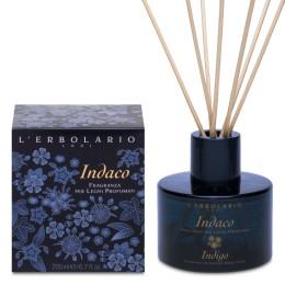 L'Erbolario Indaco perfumy do patyczków zapachowych (dyfuzor), 125ml