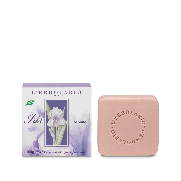 L'Erbolario Irys mydło perfumowane, 100 g