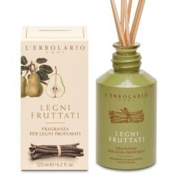 L'Erbolario Legni Fruttati perfumy do patyczków zapachowych (dyfuzor), 125ml