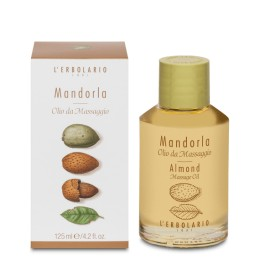 L'Erbolario Migdał olejek do masażu, 125 ml