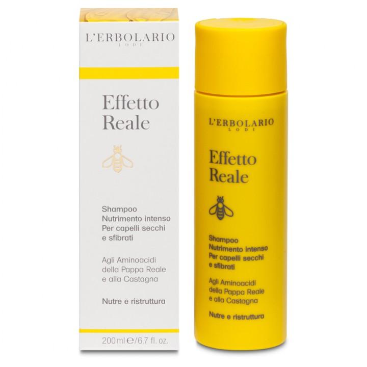 Effetto Reale intensywnie odżywiający szampon - do włosów suchych i zniszczonych, 200 ml