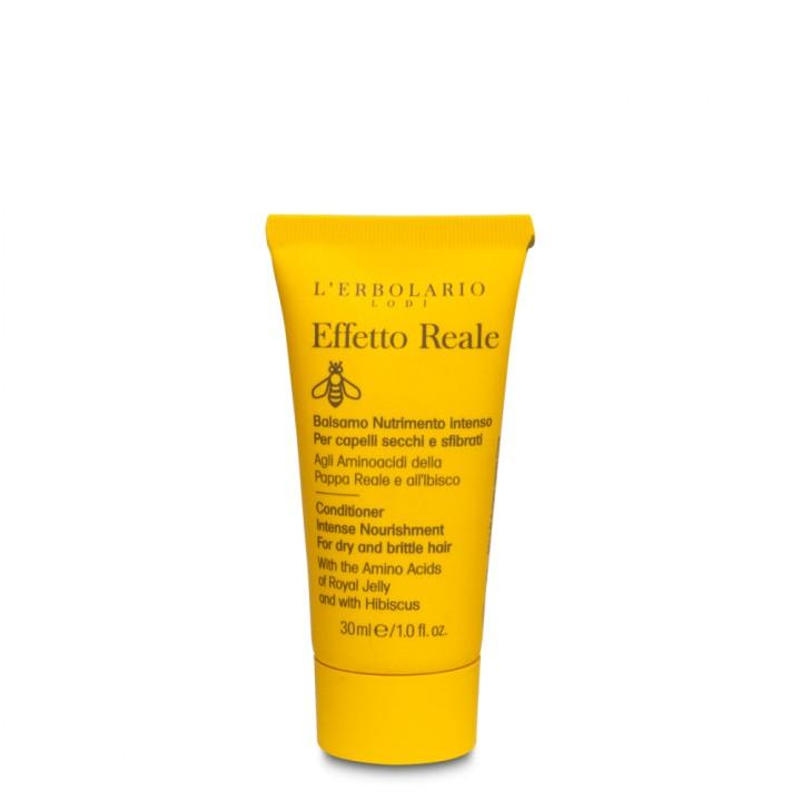 L'Erbolario Effetto Reale Odżywka intensywnie regenerująca - do włosów suchych i zniszczonych 30 ml
