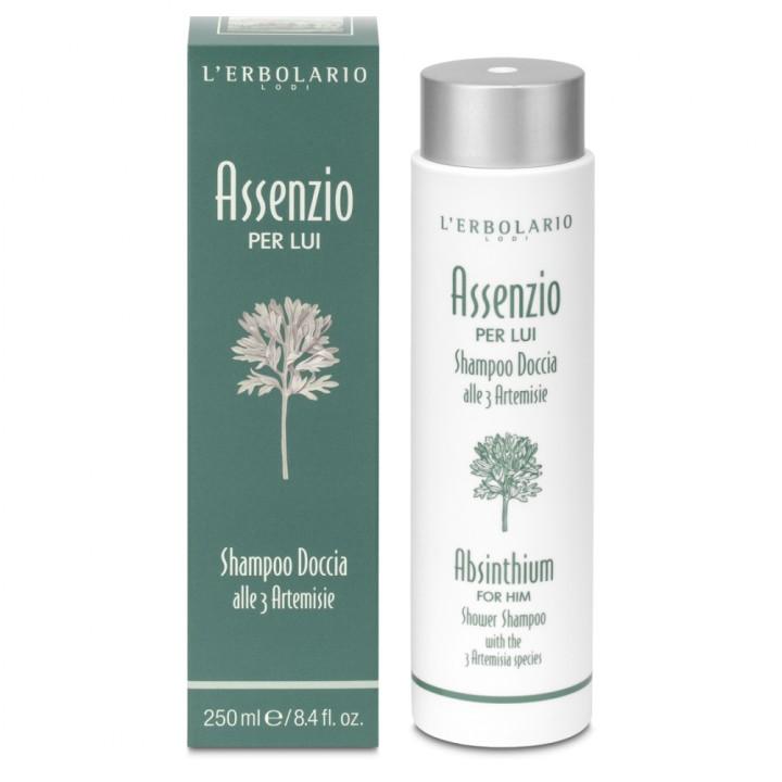 Assenzio per lui szampon/żel 2w1, 250 ml