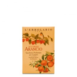 L'Erbolario Accordo Arancio perfumowana saszetka do szuflad