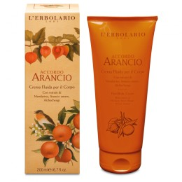 L'Erbolario Accordo Arancio balsam do ciała 200 ml