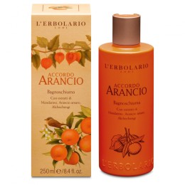 L'Erbolario Accordo Arancio pianka do kąpieli 250 ml