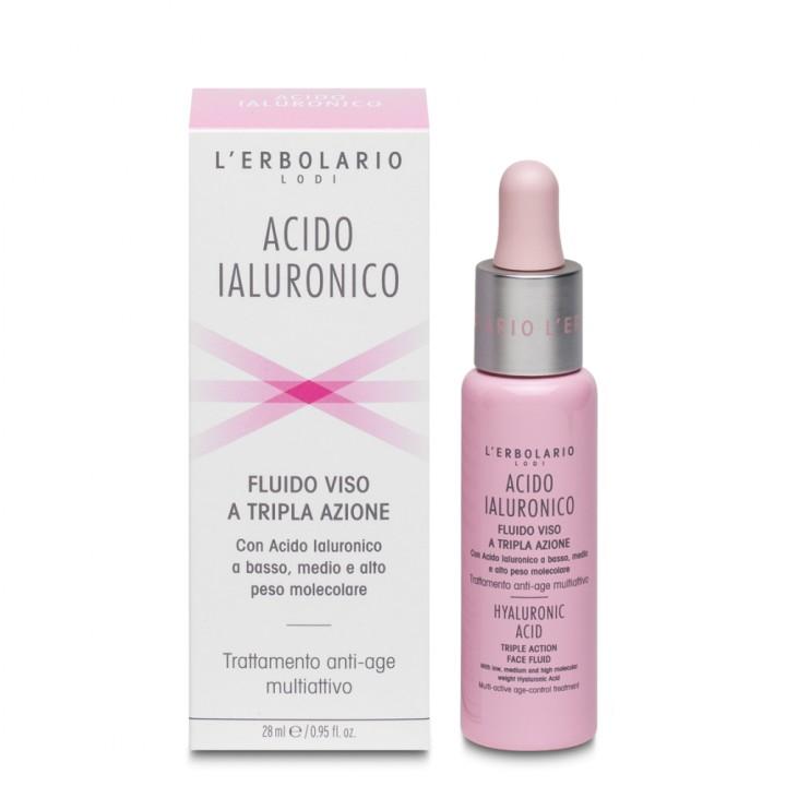 Acido Ialuronico serum do twarzy przeciw oznakom starzenia, 28 ml