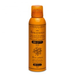 L'Erbolario Solare Spray do opalania SPF 30 150 ml