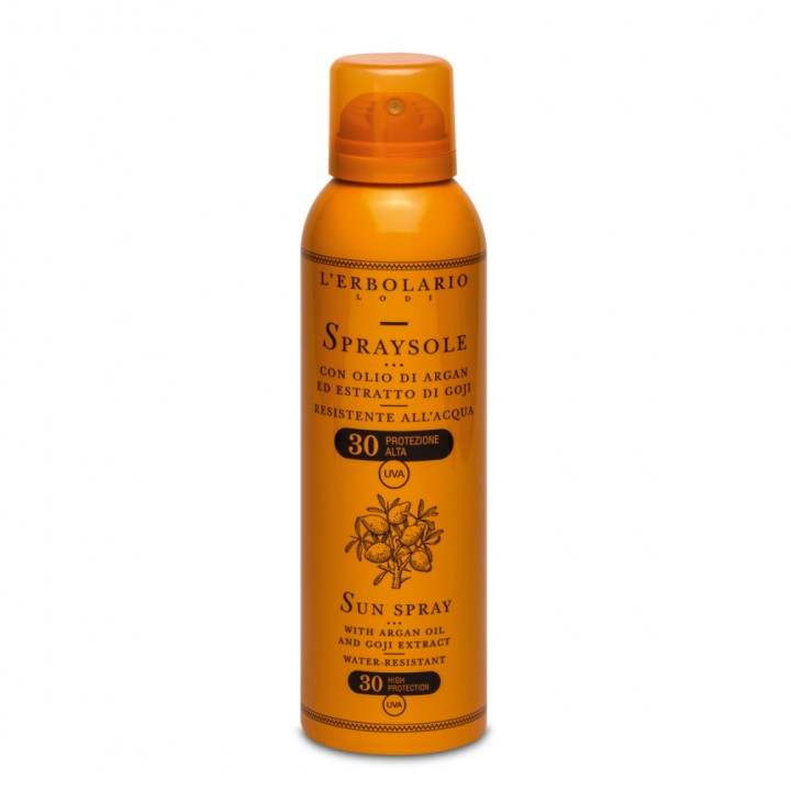 Solare Spray do opalania SPF30, 150 ml