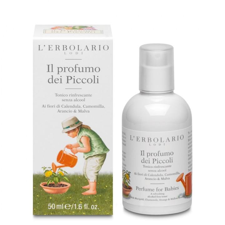 Giardino dei Piccoli woda zapachowa dla dzieci, 50ml