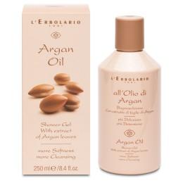 L'Erbolario Olej Arganowy pianka do kąpieli, 250 ml
