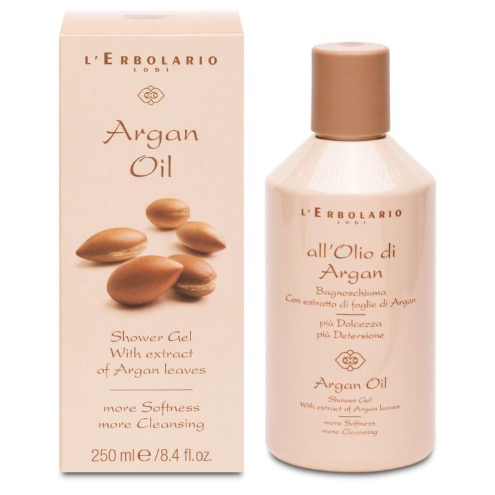 All'Olio di Argan pianka do kąpieli, 250 ml
