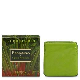 L'Erbolario Rabarbar mydło perfumowane, 100 g
