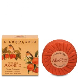 L'Erbolario Accordo Arancio mydło perfumowane, 100 g