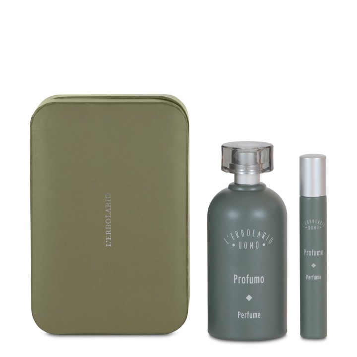 L'erbolario Uomo perfumy 125ml+10ml ANNIVERSARIO - limitowana edycja