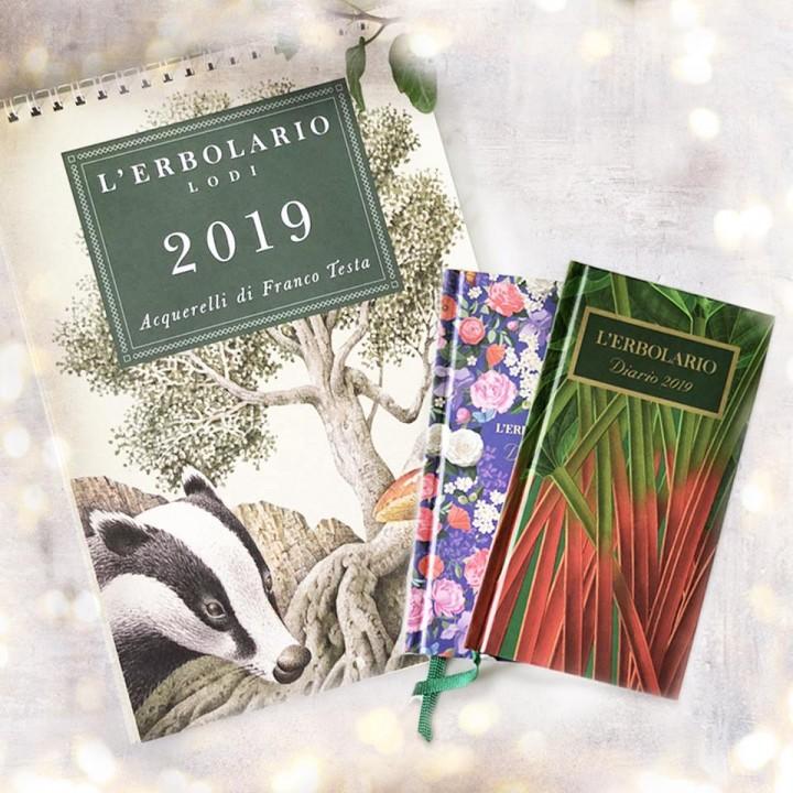 L'erbolario : Kiedy kalendarz staje się dziełem sztuki!