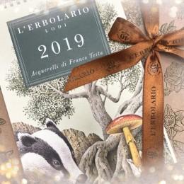 Niezwykle wyczekiwany kalendarz 2019 z akwarelami autorstwa Franco Testa, prawdziwy przedmiot kolekcjonerski!