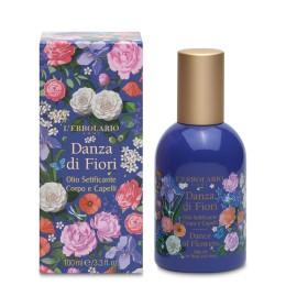 L'Erbolario Danza di Fiori olejek do ciała i włosów, 100ml