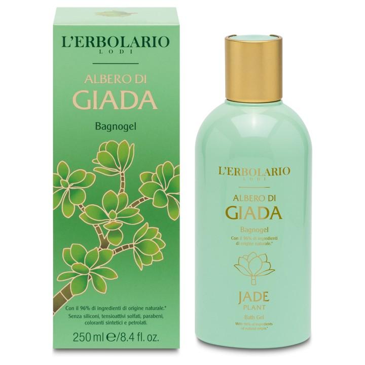Albero di Giada pianka do kąpieli, 250 ml