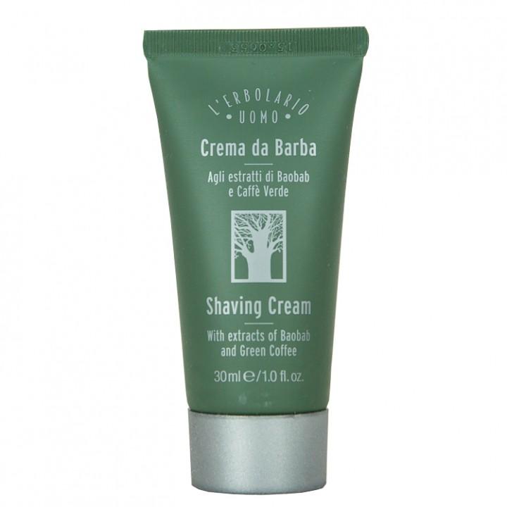 L'Erbolario Uomo krem do golenia, 30 ml