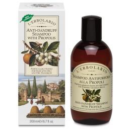 Przeciwłupieżowy szampon z propolisem,200ml