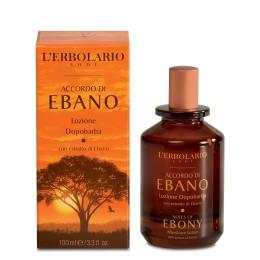 L'Erbolario Accordo di Ebano, woda po goleniu, 100 ml