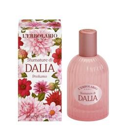 L'Erbolario Sfumature di Dalia, woda perfumowana, 50 ml