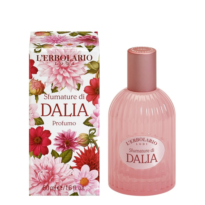 Sfumature di Dalia woda perfumowana, 50 ml